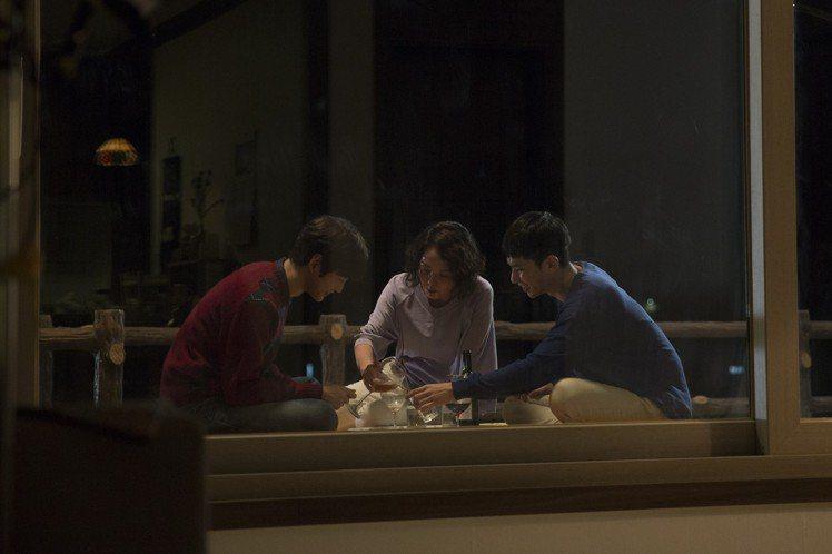 韓國電影《換季男友》。圖/東昊提供