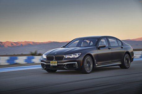 商標再次註冊 BMW M7這次是否會成真?
