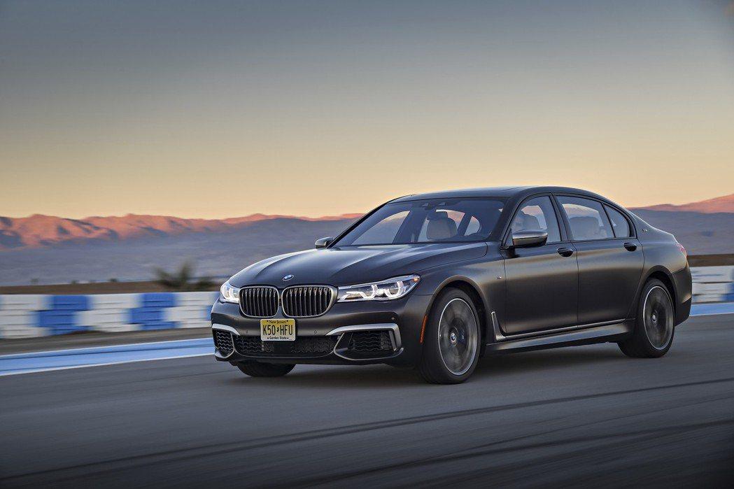 M7究竟會不會成真,一直是車迷心中的疑問。 摘自BMW