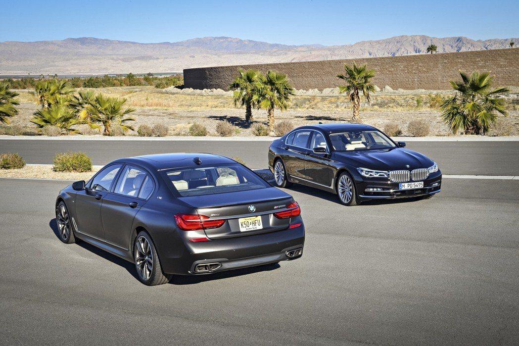 據BMW高層傳言,因為7-Series買家追求的需求不同,要開發性能款M7可能有點難度。 摘自BMW