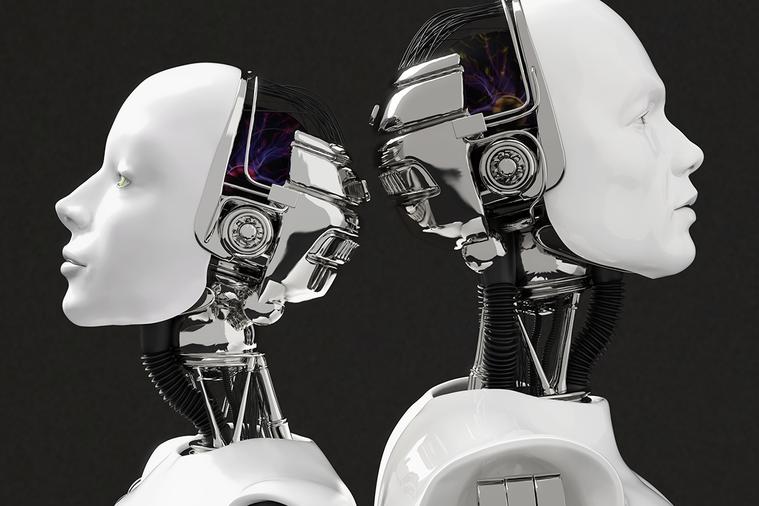 如果哪一天有機器人可以取代照護者,那麼人類的工作權益會受到威脅。但是,從另外一個...