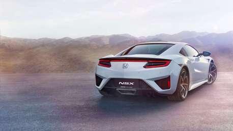 計劃推出NSX Type R? Honda:正在考慮中