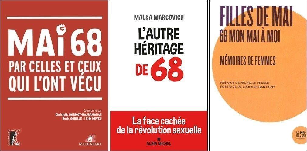 今年正逢六八運動50周年,與議題有關的書籍數量相較於10年前幾乎倍增,目前已達1...