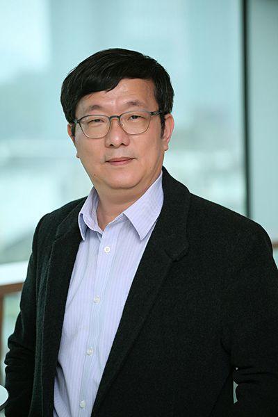 圖4 : 英飛凌電源管理及多元電子事業處經理吳榮輝