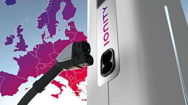 圖7 : IONITY將於歐洲各大公路廣設充電站,與特斯拉競爭(source: ...