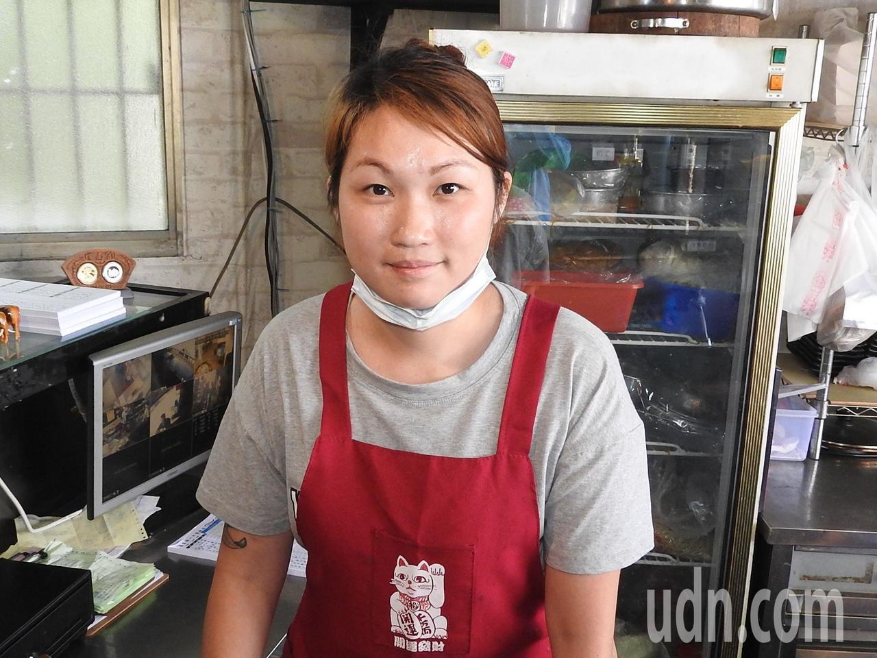 埔里單親媽廖千惠命運多舛,但她卻沒向放棄人生,還定期提供愛心餐來回饋社會。記者賴...