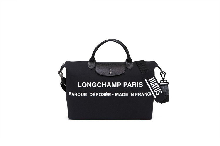 LONGCHAMP by Shayne Oliver黑色肩背包,售價13,500...