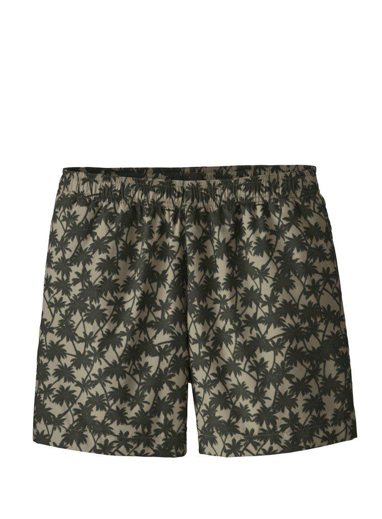 UNIQLO與tomas maier聯名度假系列輕便海灘泳褲,約990元。圖/U...