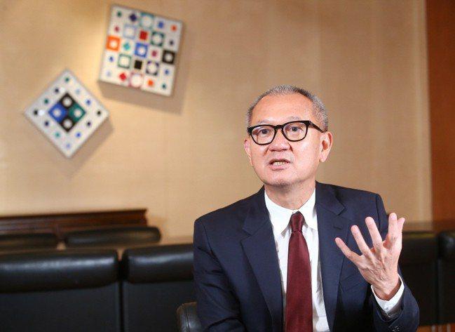 國巨董事長陳泰銘 本報系資料庫