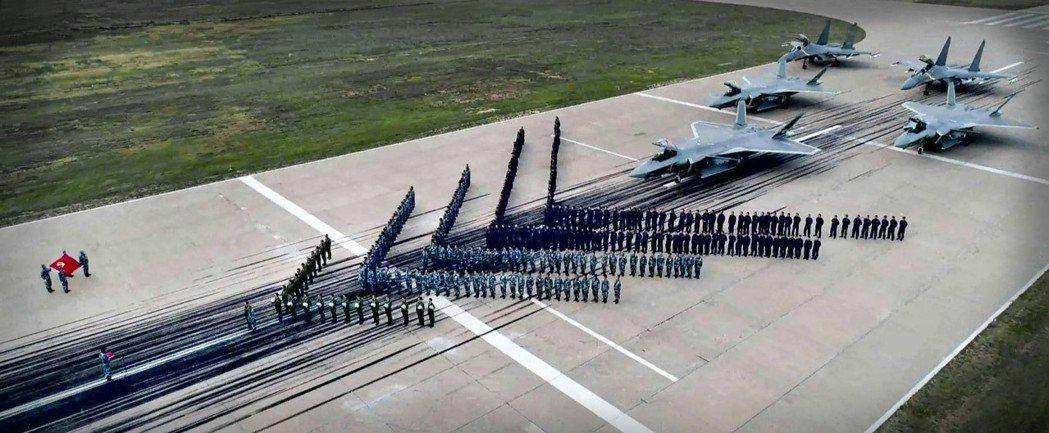 美媒:解放軍在福建擴建空軍基地