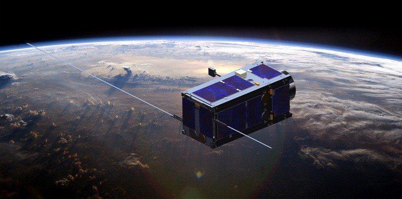 成大鳳凰立方衛星,2017年5月由國際太空站釋放至今,成功運作1週年。 成大/提...