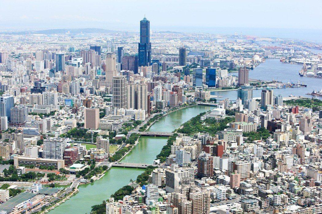 高雄市30年以上老屋約17萬5千棟。 圖片提供/高雄市政府
