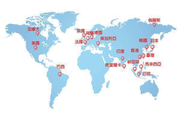 全球至少18國企業將來臺參與「SMART ASIA Taiwan」盛會。 貿...
