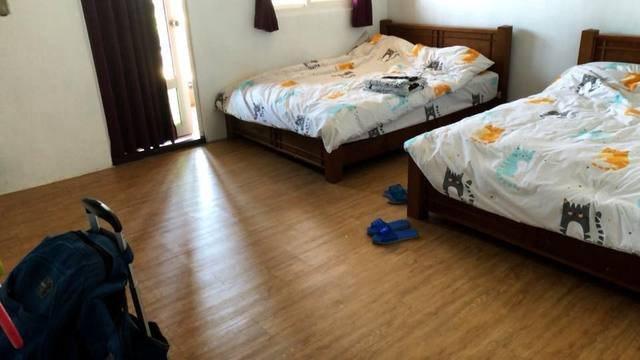 民宿老闆娘PO出陸客住過房間的照片,整理得非常乾淨。 圖/擷取自「爆怨公社」