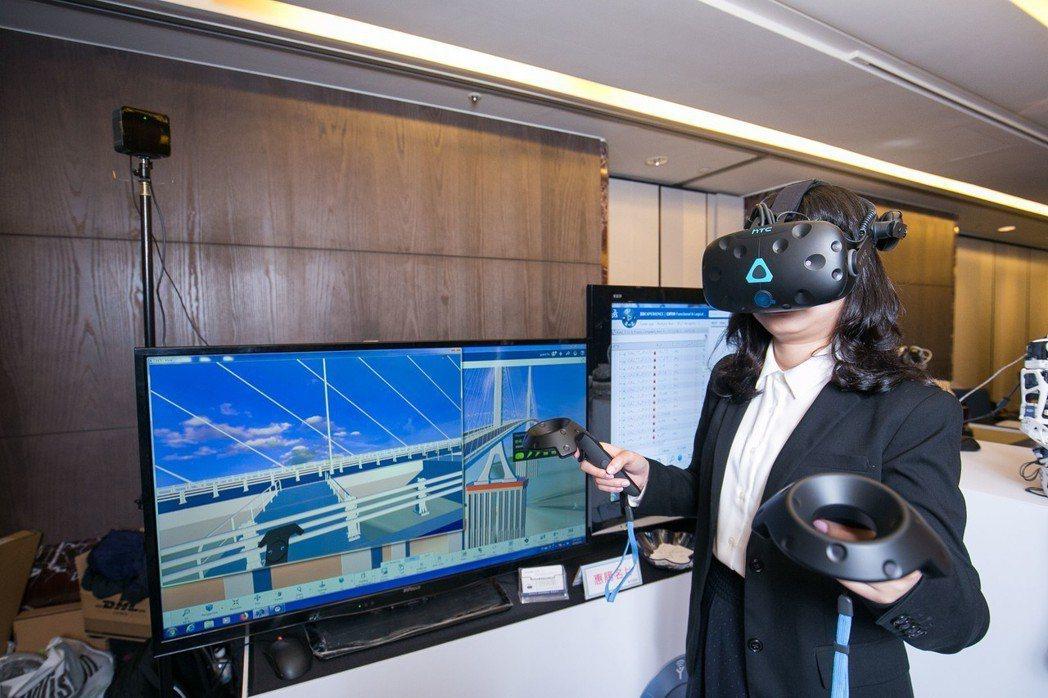 達梭系統解決方案結合VR裝置讓設計走入虛擬情境,大幅縮短實體化設計所需時間。 達...