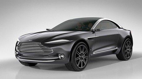 Aston Martin DBX Plug-In Hybrid 馬力可能高達700匹!