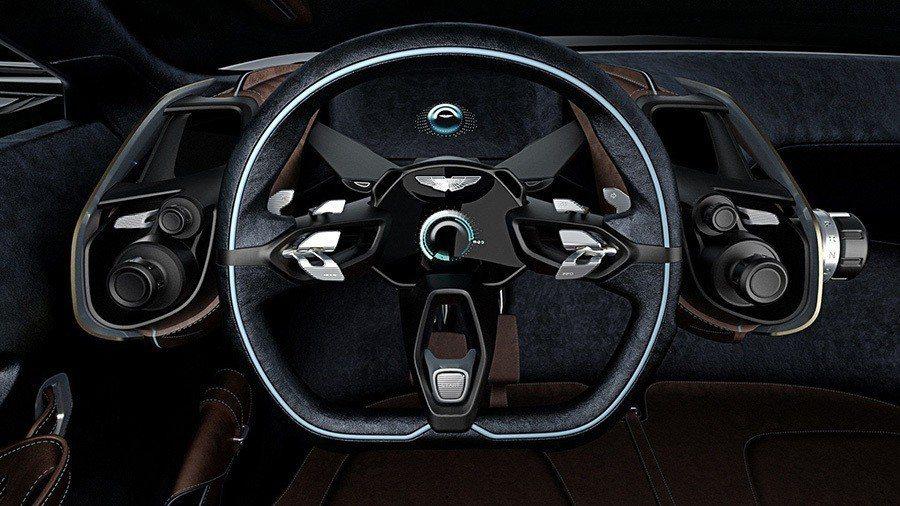 Aston Martin提供