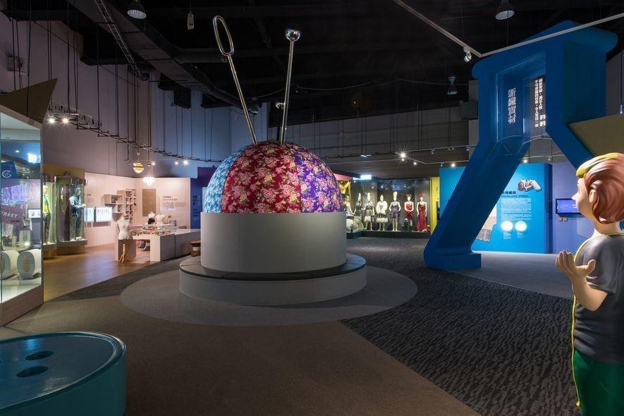 (圖)士耕室內設計 作品 國立科學工藝博物館服裝與紡織展示