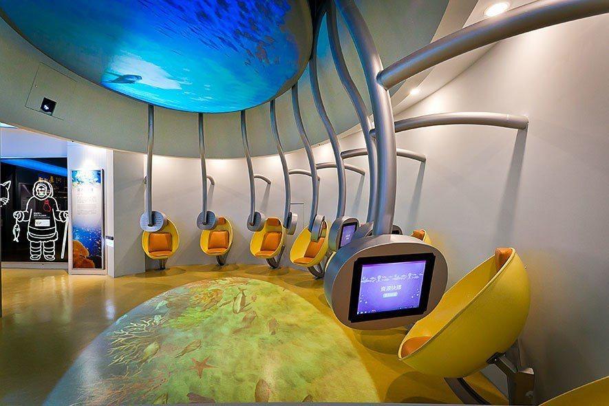 (圖)士耕室內設計 作品 國立海洋科技博物館 海洋環境廳與水產廳