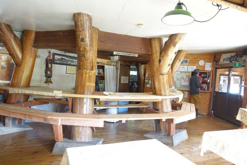 ▲一樓由莊主Mark自製的木工BAR台,功能性實用性美觀性都是一流啊!(Clif...