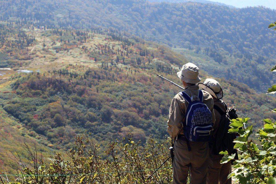 ▲人也是山中風景之一,由自己開始,周圍的山友也會跟著美起來!而日本山友自持自律,...