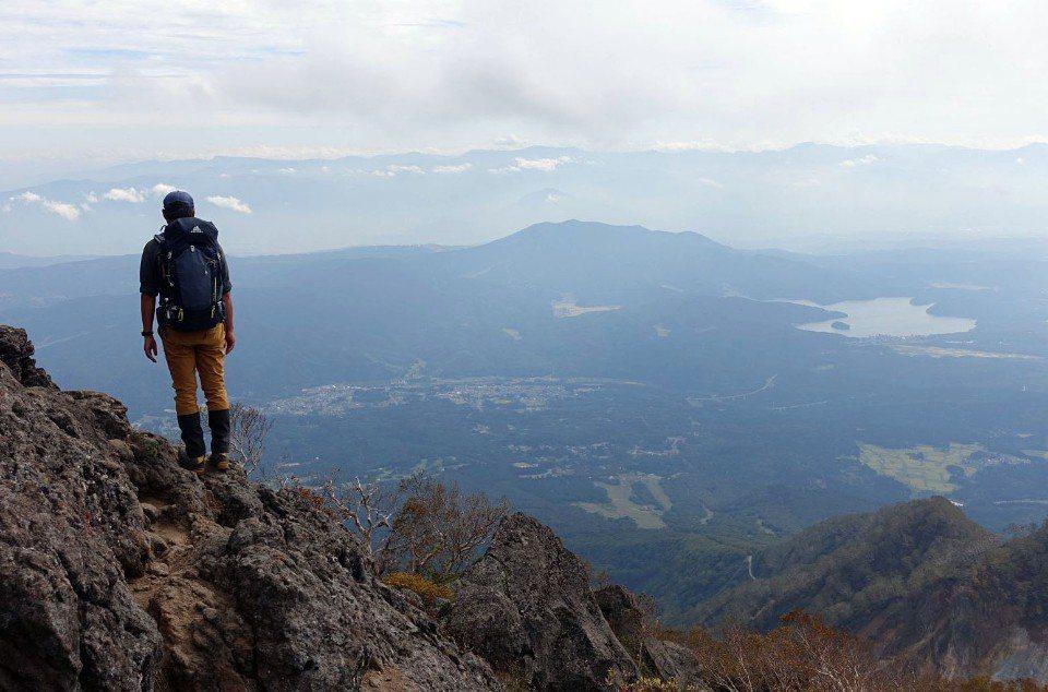 ▲對中野先生的景仰真的如高山一般。(Cliff 攝)