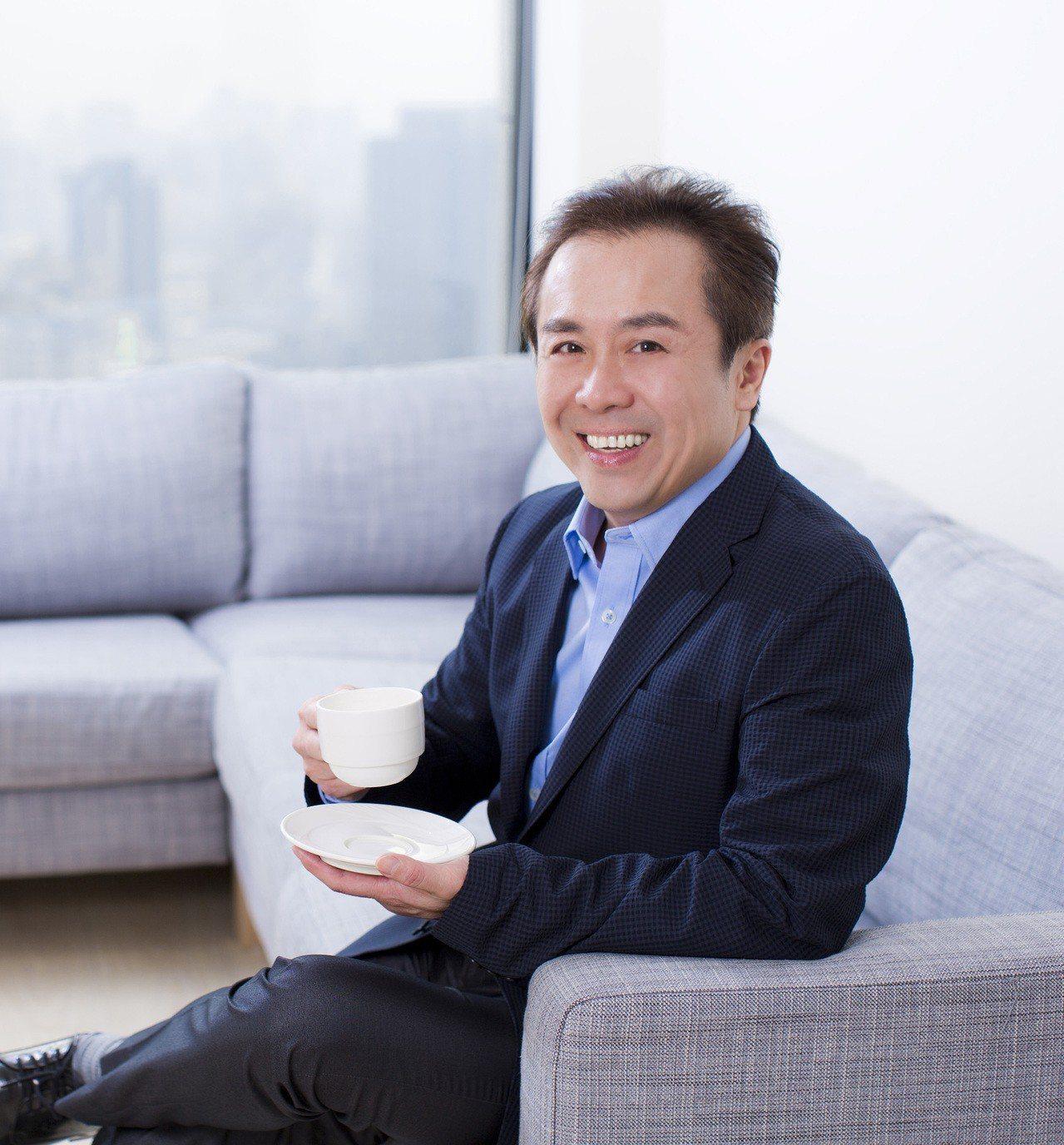 王品集團董事長兼共同創辦人陳正輝。圖/EZTABLE簡單桌提供