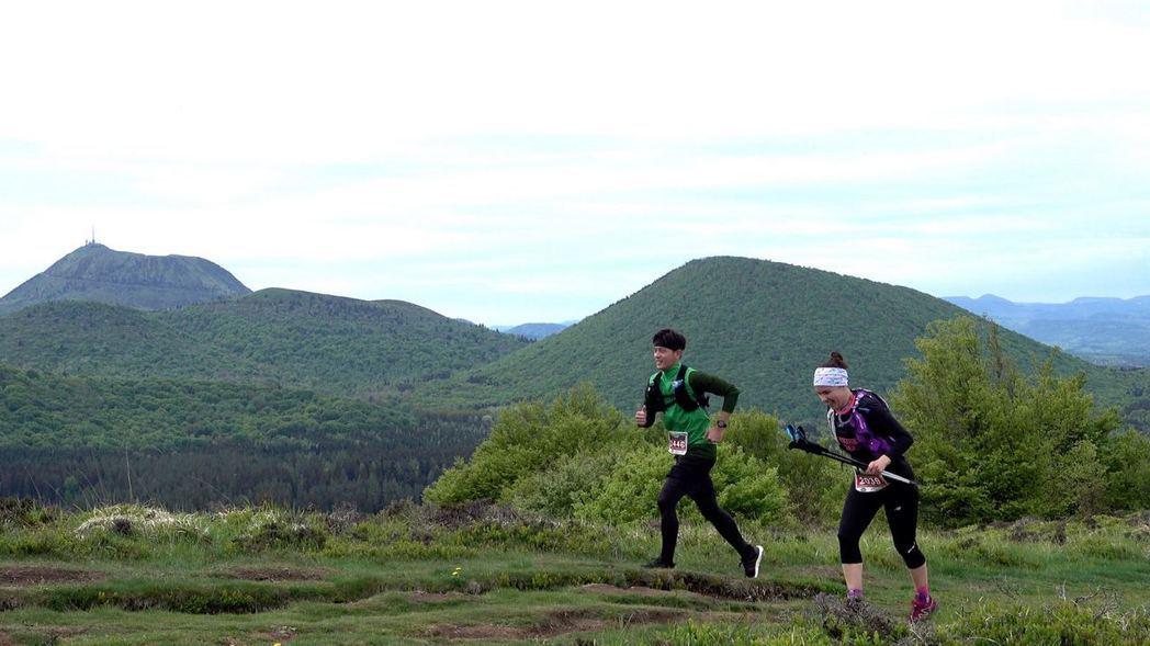 宥勝決定之後還要再次參加富維克火山越野賽。圖/極旅製作