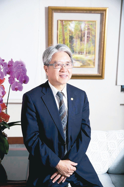 中國輸出入銀行理事主席林水永將出席論壇與談。 輸銀/提供