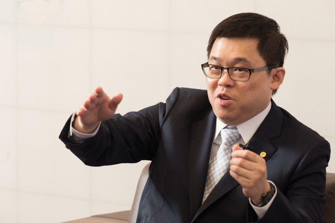 星宇航空董事長張國煒。
