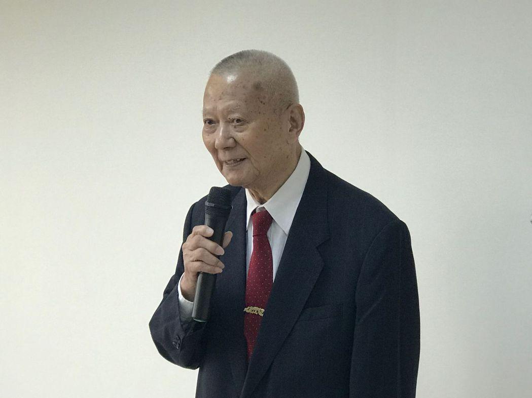 前交通部長馬鎮方致詞肯定台灣阿里巴巴雲拍檔項目的發展,有助於台灣中小企業開拓國際...