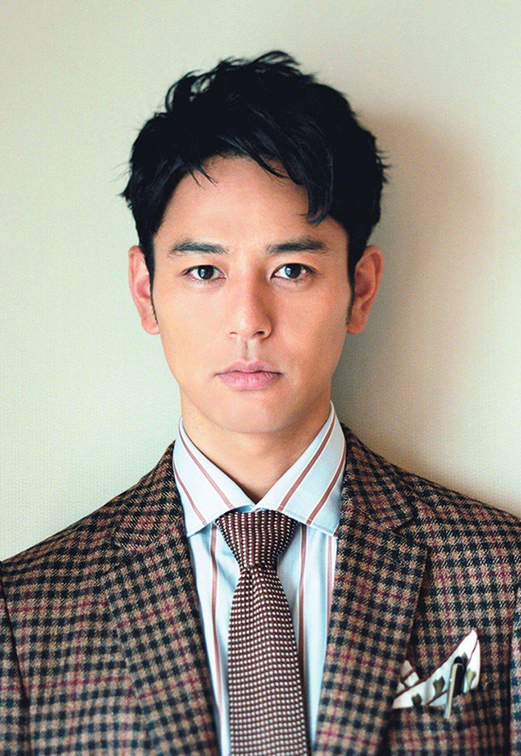 日本男星妻夫木聰日將到花蓮拍電影。 圖/想映電影提供