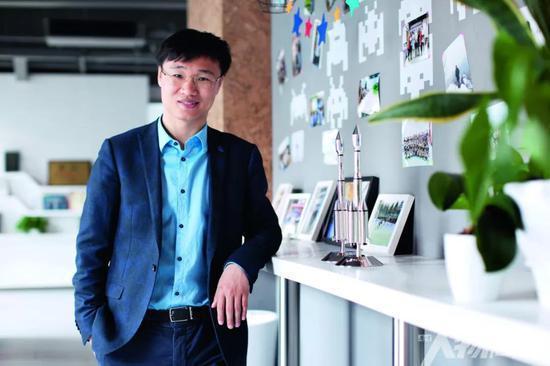 零壹空間的創辦人兼CEO舒暢是「85後」的年輕人,2015年8月成立公司,立志要...