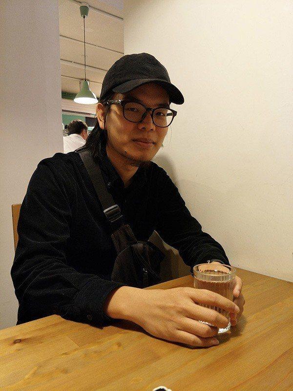 邱奕仁 導演。 圖/民眾新聞網 提供