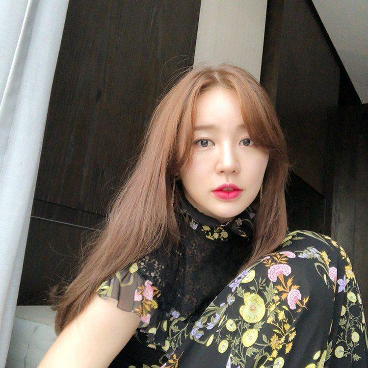 尹恩惠。圖/擷自instagram