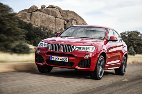釋放運動潛能 全新BMW X4 M Sport Edition登場