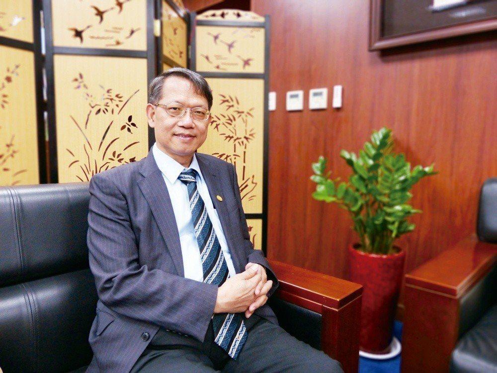 明新科技大學校長林啟瑞,推創新教學翻轉技職教育。圖/明新科技大學提供