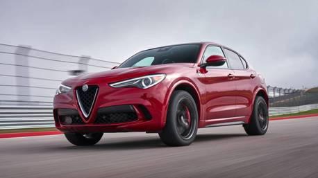 Stelvio不甘寂寞 Alfa Romeo再推出大型SUV?
