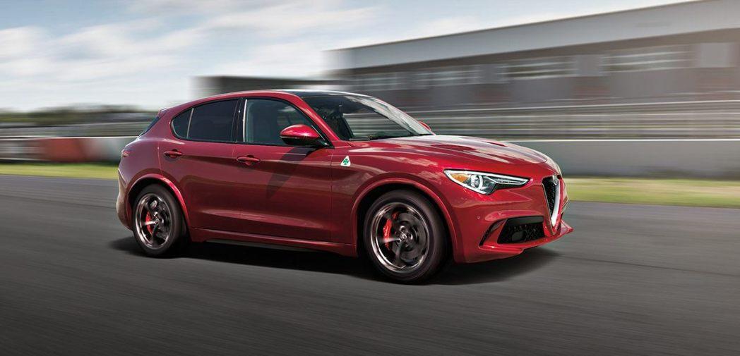 Alfa Romeo將會推出一款全新的大型SUV。圖為Alfa Romeo St...