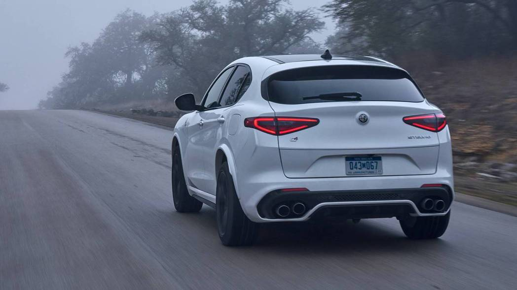 Alfa Romeo全新SUV將定位在Stelvio之上。 摘自Alfa Rom...