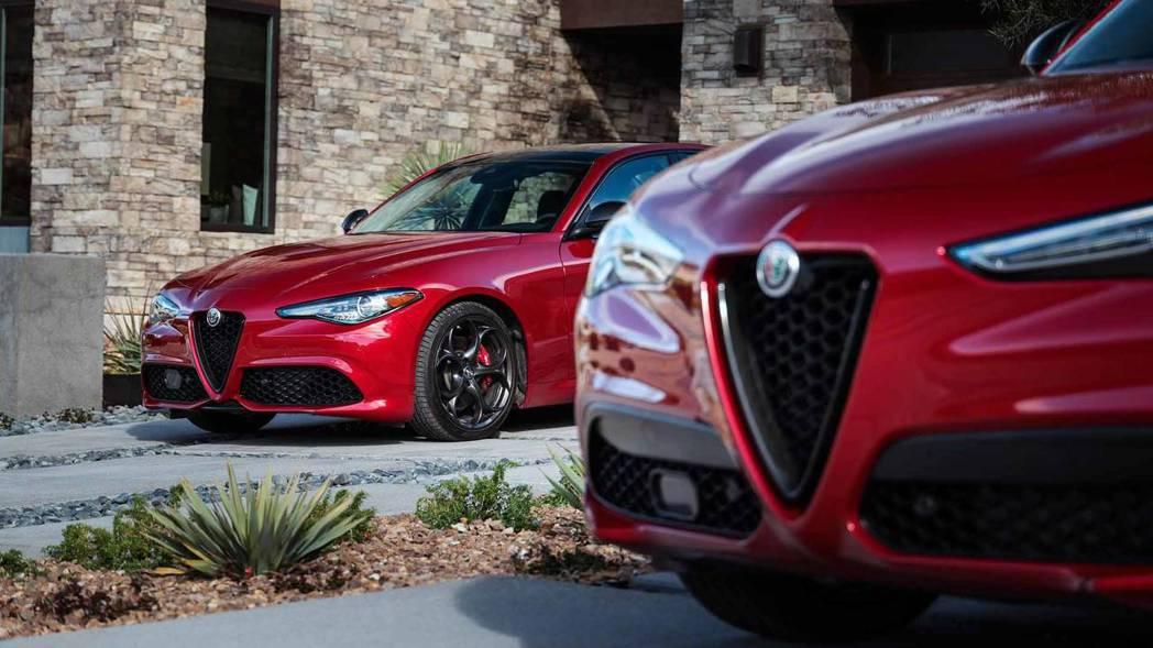 在六月的FCA集團大會上,Alfa Romeo就會正式宣布全新Giulia車型與大型SUV的計畫。 摘自Alfa Romeo
