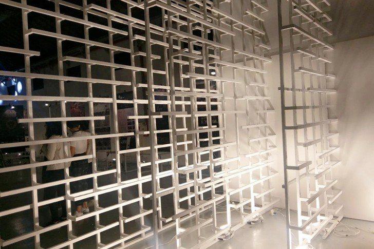 中國科大規室內設計系,今年畢業展《未來待續》現場一景。 校方/提供