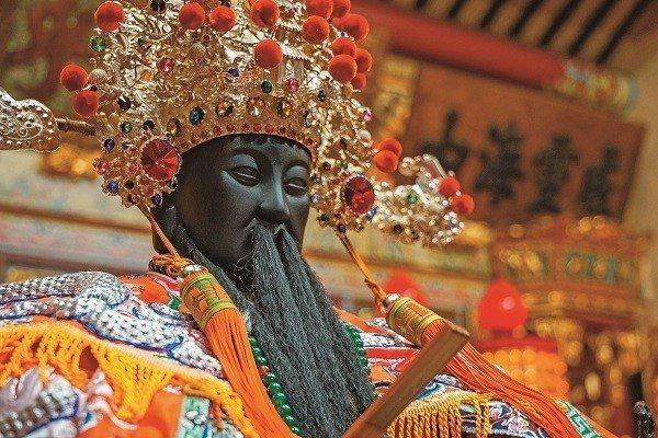 「5月13迎城隍」是台北霞海城隍老爺出巡的日子。(攝影/攝影組)