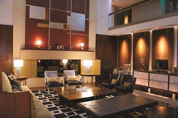 台北商旅慶城館設計風格沉穩、簡約,且提供多元服務,功能齊備。(圖/台北商旅提供)