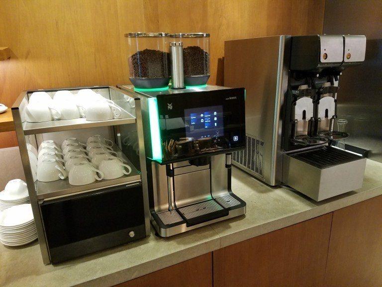 還有咖啡機可以使用 圖文來自於:TripPlus