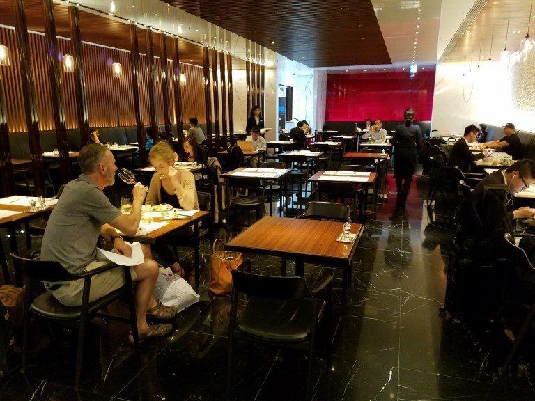 餐廳內部一覽 圖文來自於:TripPlus