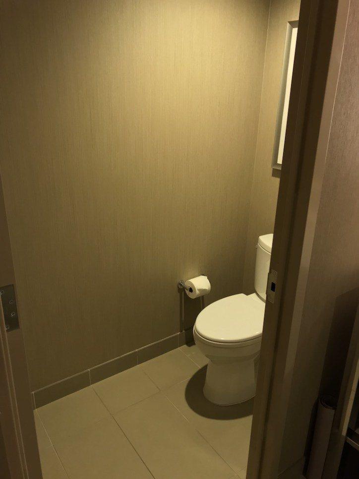 以會展中心酒店來說,浴室真的算大的。 圖文來自於:TripPlus