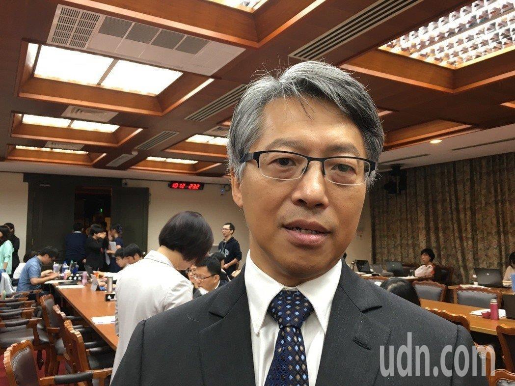 中研院長廖俊智仍持有美國國籍,他說一切依法。 聯合報系資料照