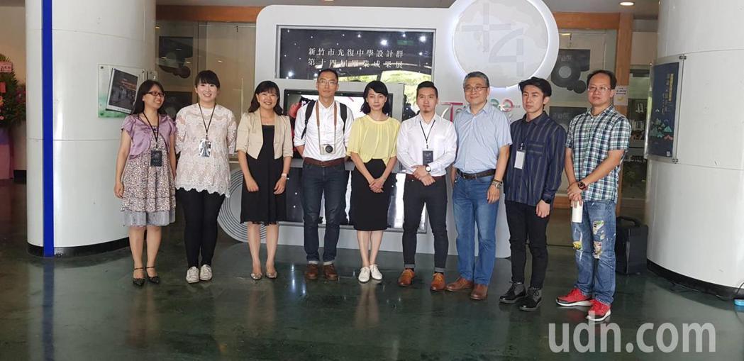 光復設計群第十四屆成果展,以「不設限」為主題概念,即日起至5月20日於新竹市文化...