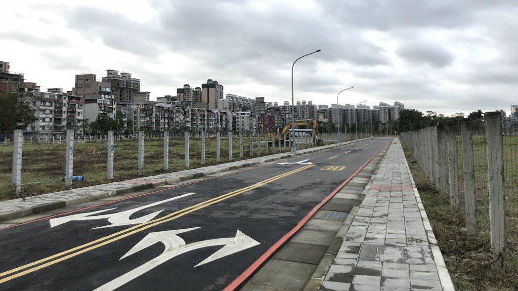 新店央北重劃區    記者游智文/攝影